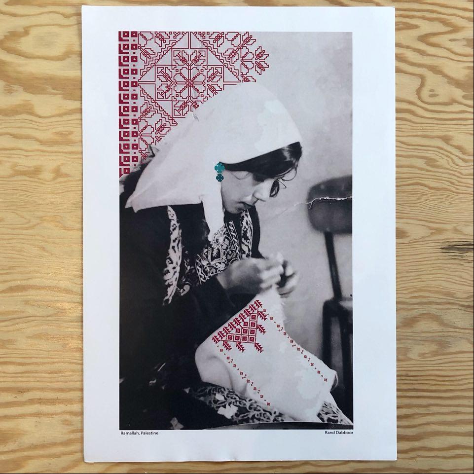 Plakat - Rand Daboor - 11