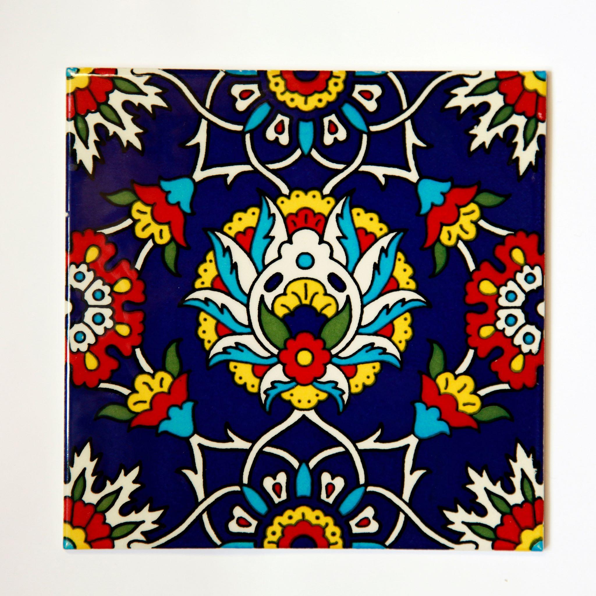 Keramikkflis 06