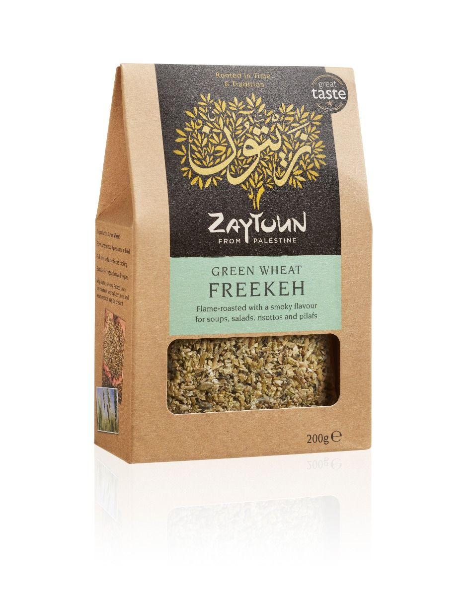 Freekeh - Zaytoun 200g