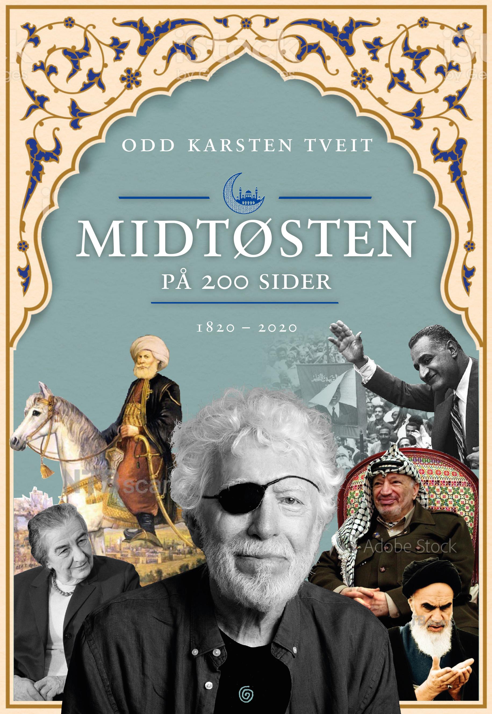 Midtøsten på 200 sider - Odd Karsten Tveit