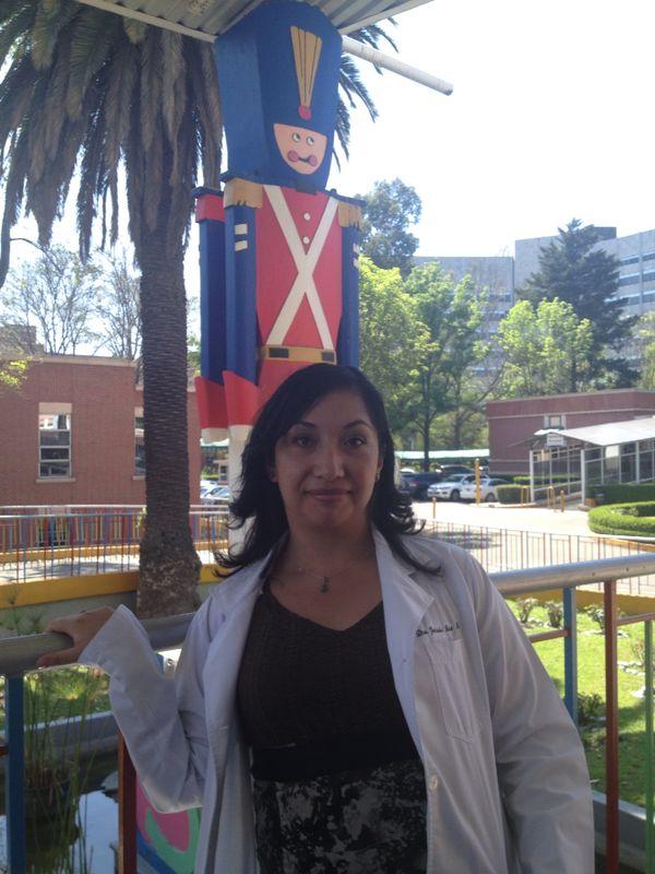 Dra. GABRIELA RUIZ PANIAGUA