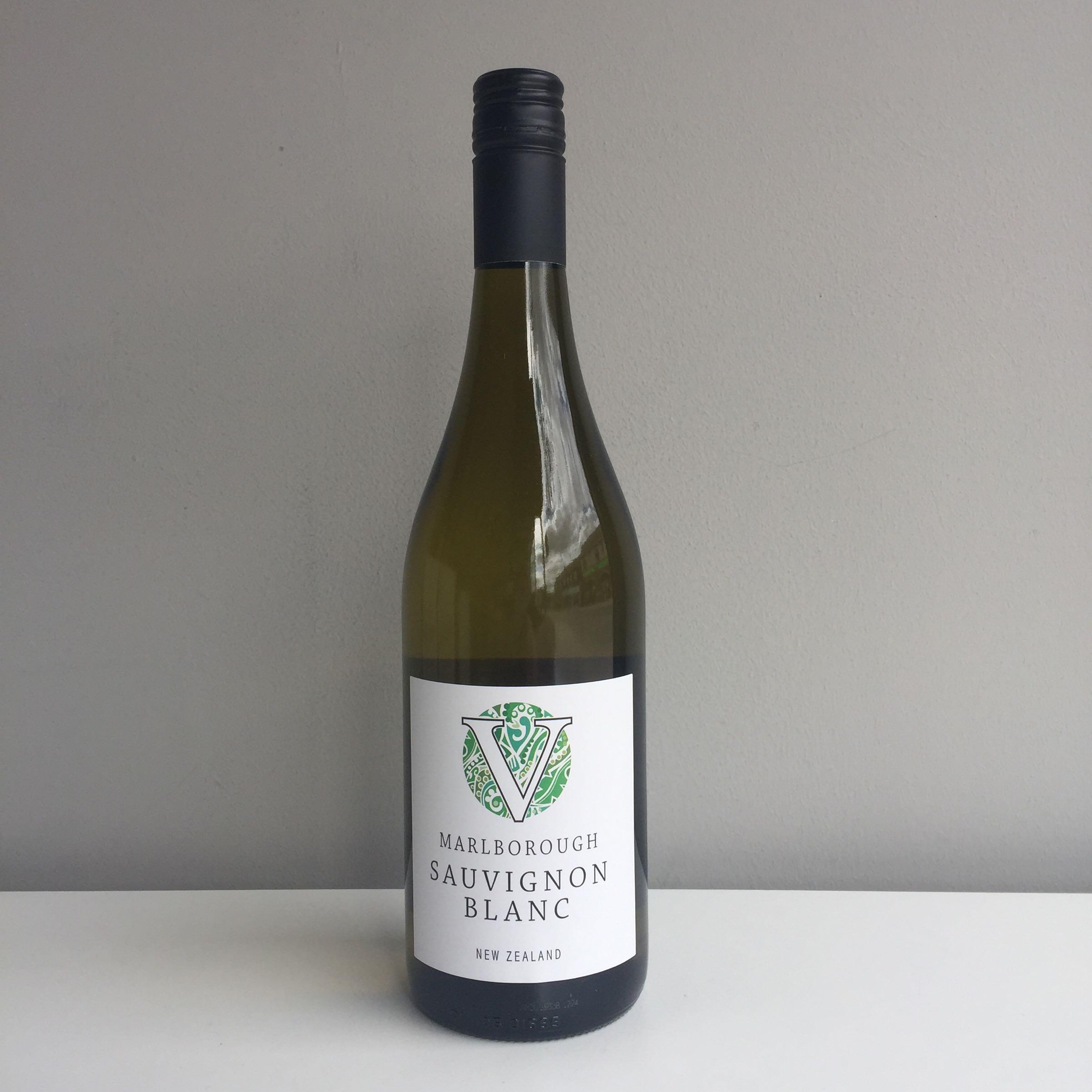 'V' Sauvignon Blanc - Marlborough New Zealand