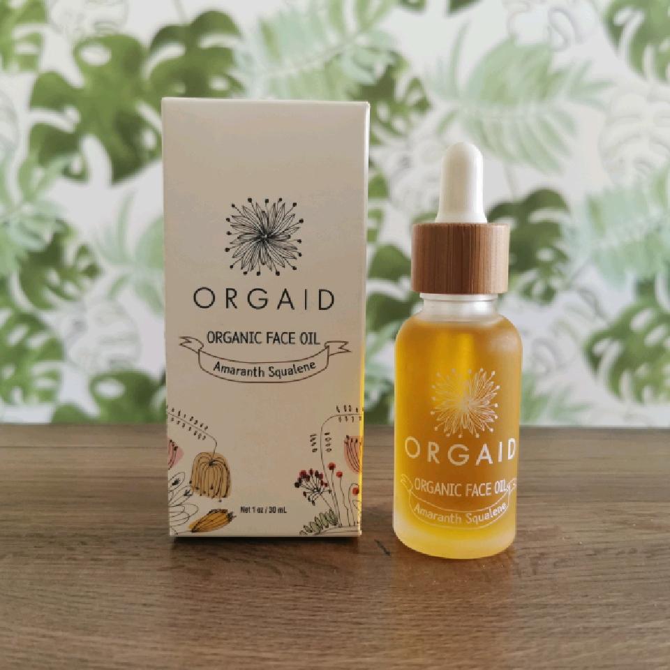 Orgaid Organic Face Oil