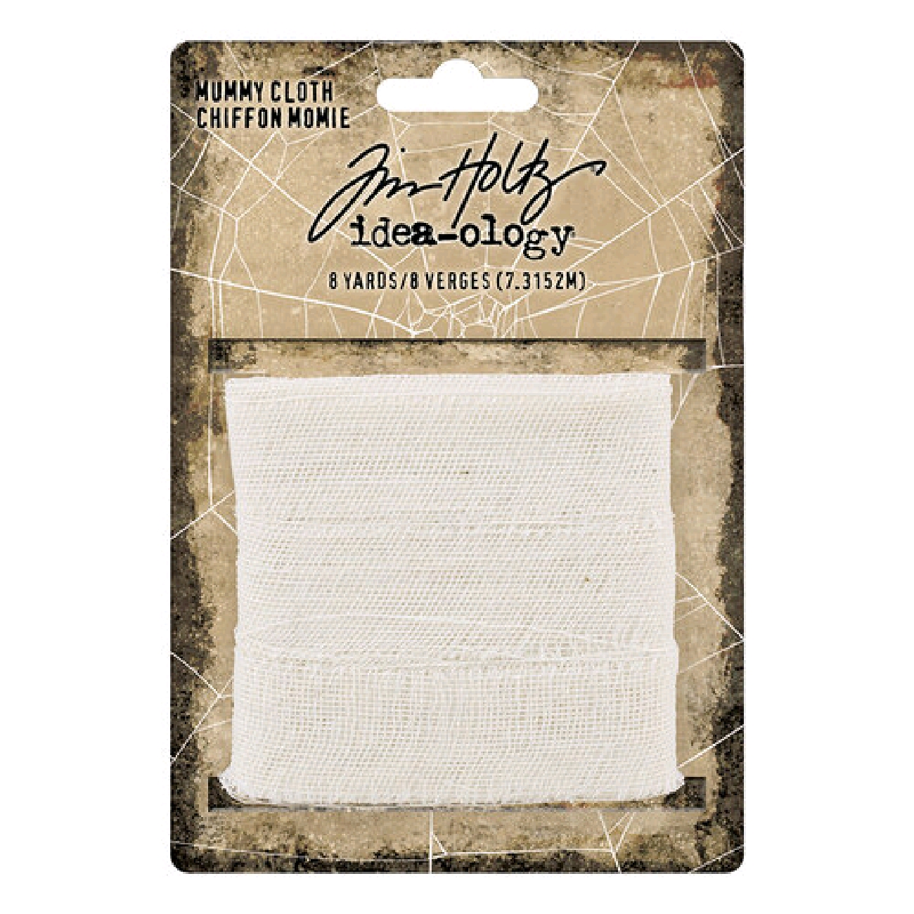Idea-ology - Tim Holtz - Halloween - Mummy Cloth
