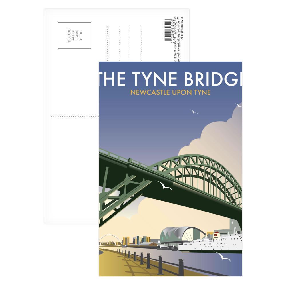 Tyne Bridge Postcard (Thompson)