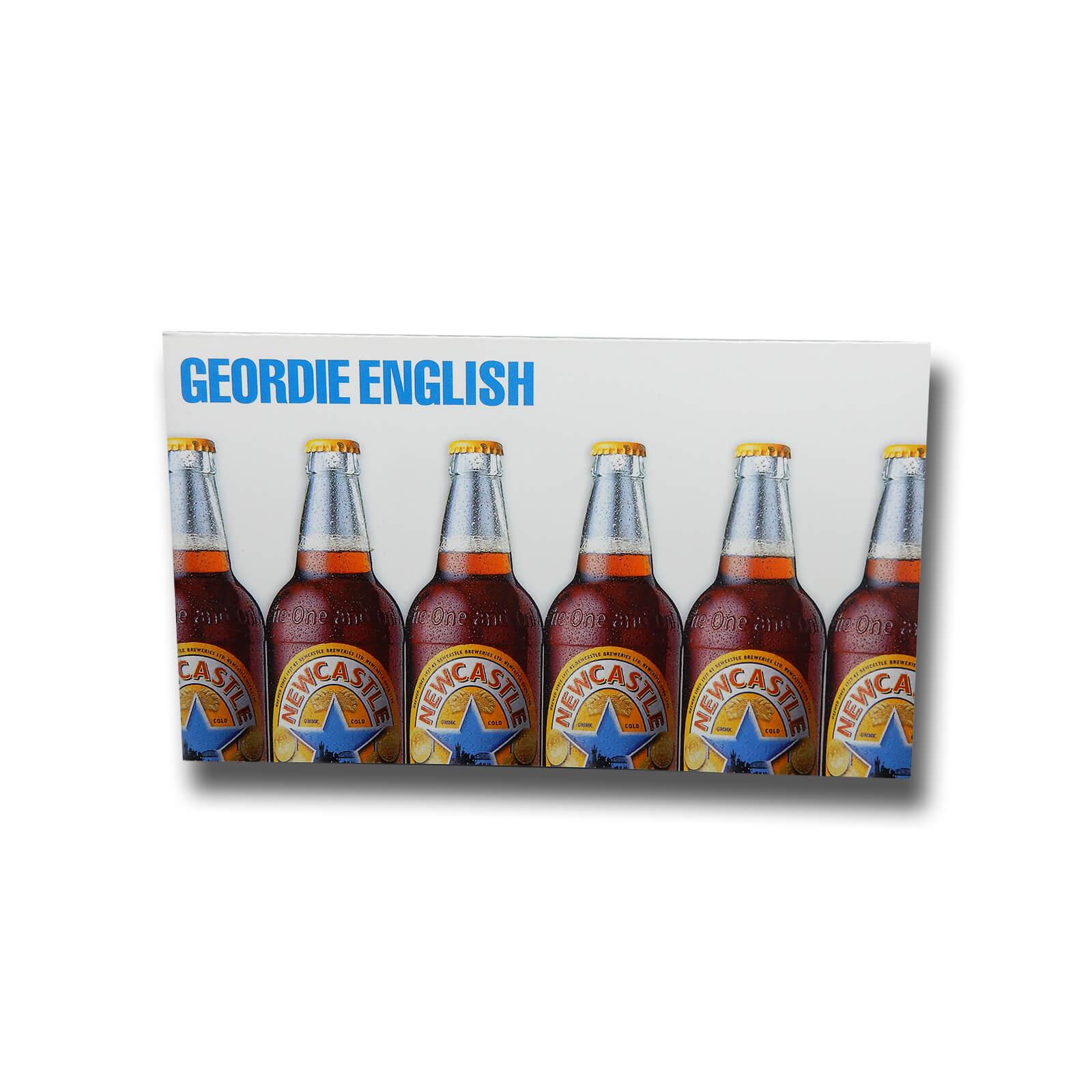 Geordie English Book
