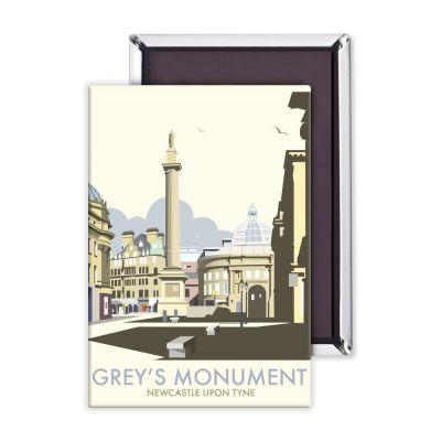 Dave Thompson Grey's Monument Premium Magnet