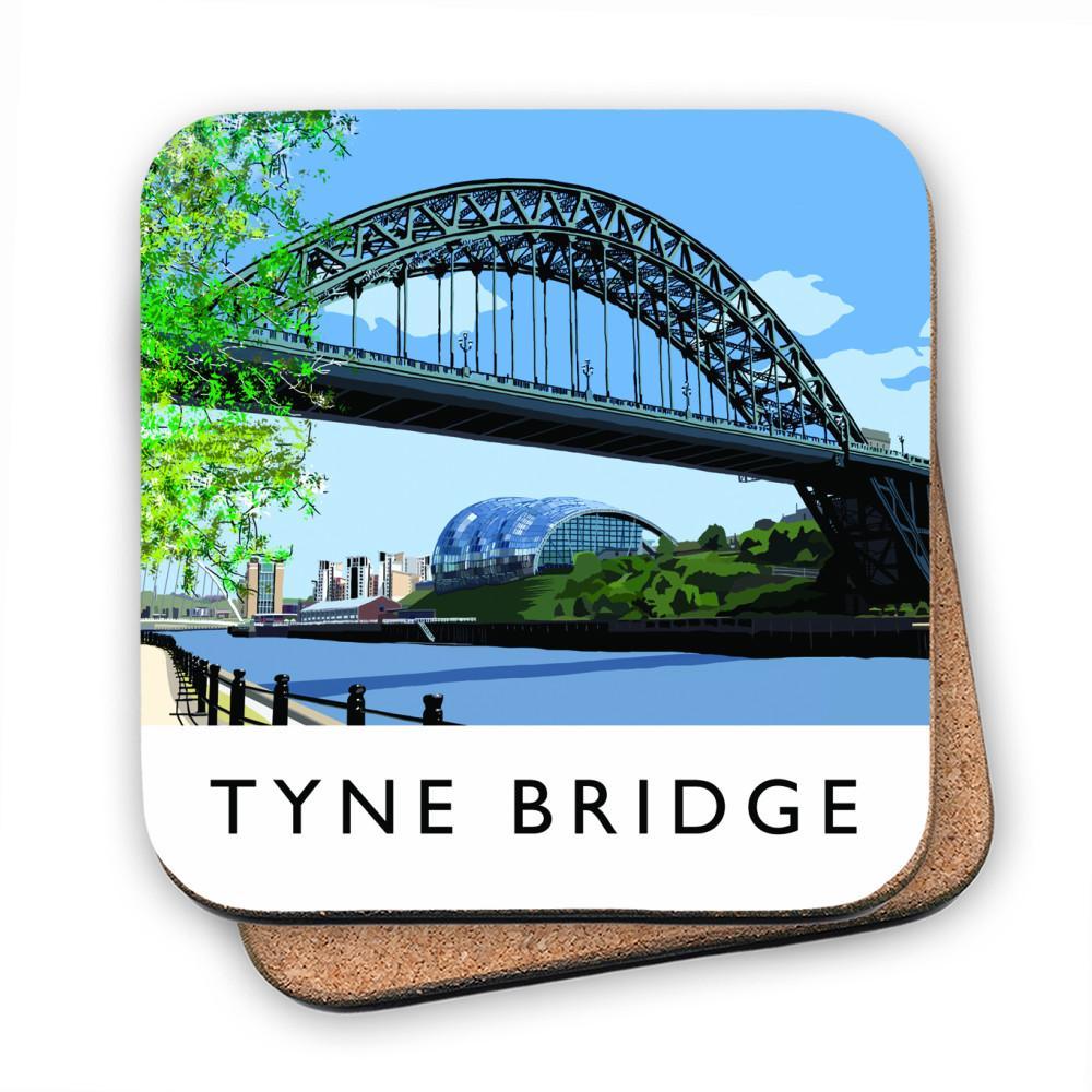 Richard O'Neill Tyne Bridge Coaster