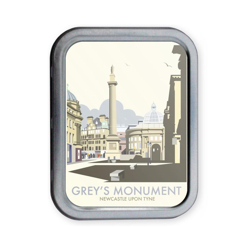 Dave Thompson Monument Tin