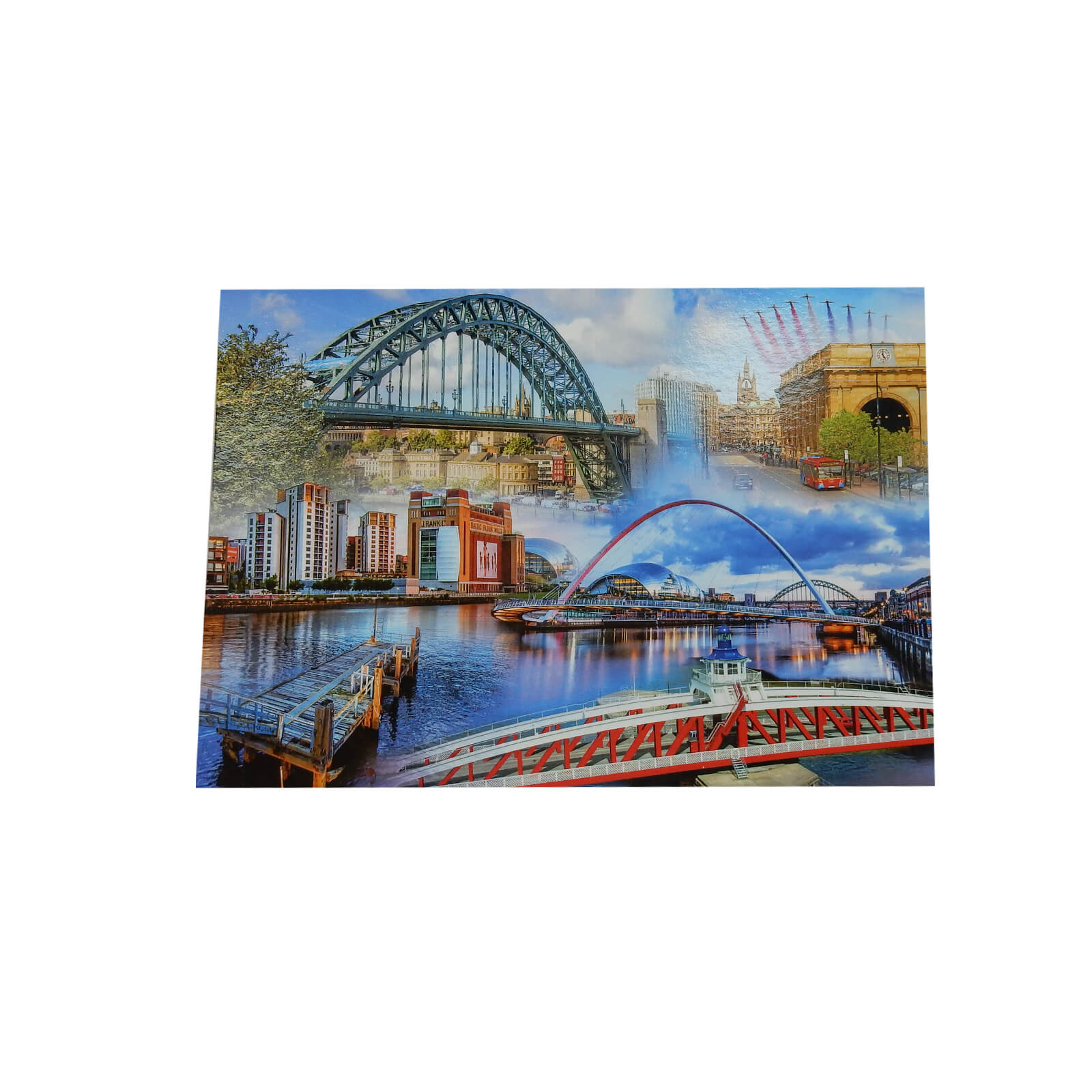 Newcastle City Postcard