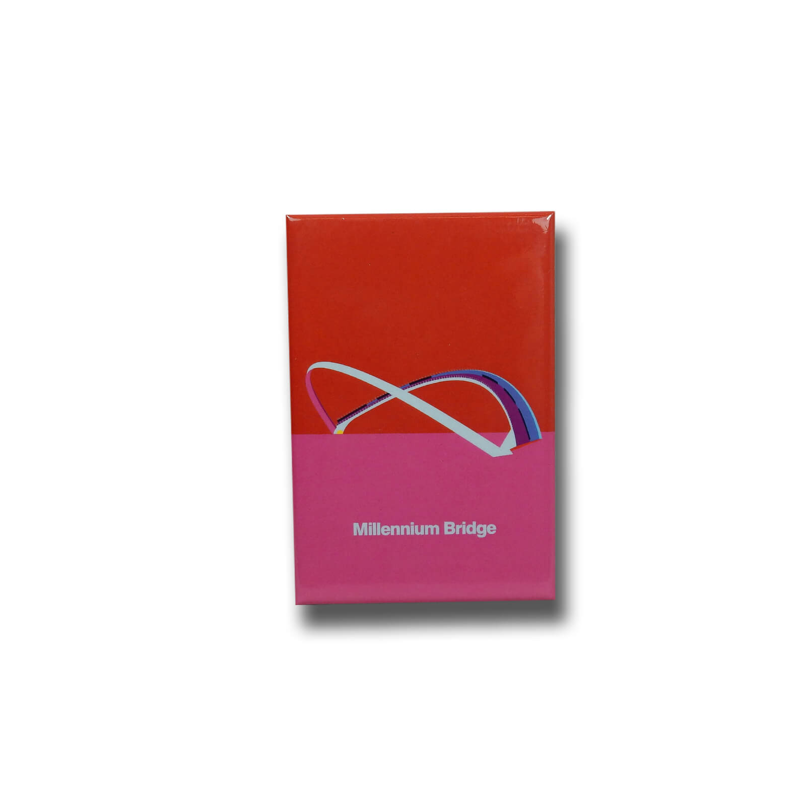 Millennium Bridge Premium Magnet