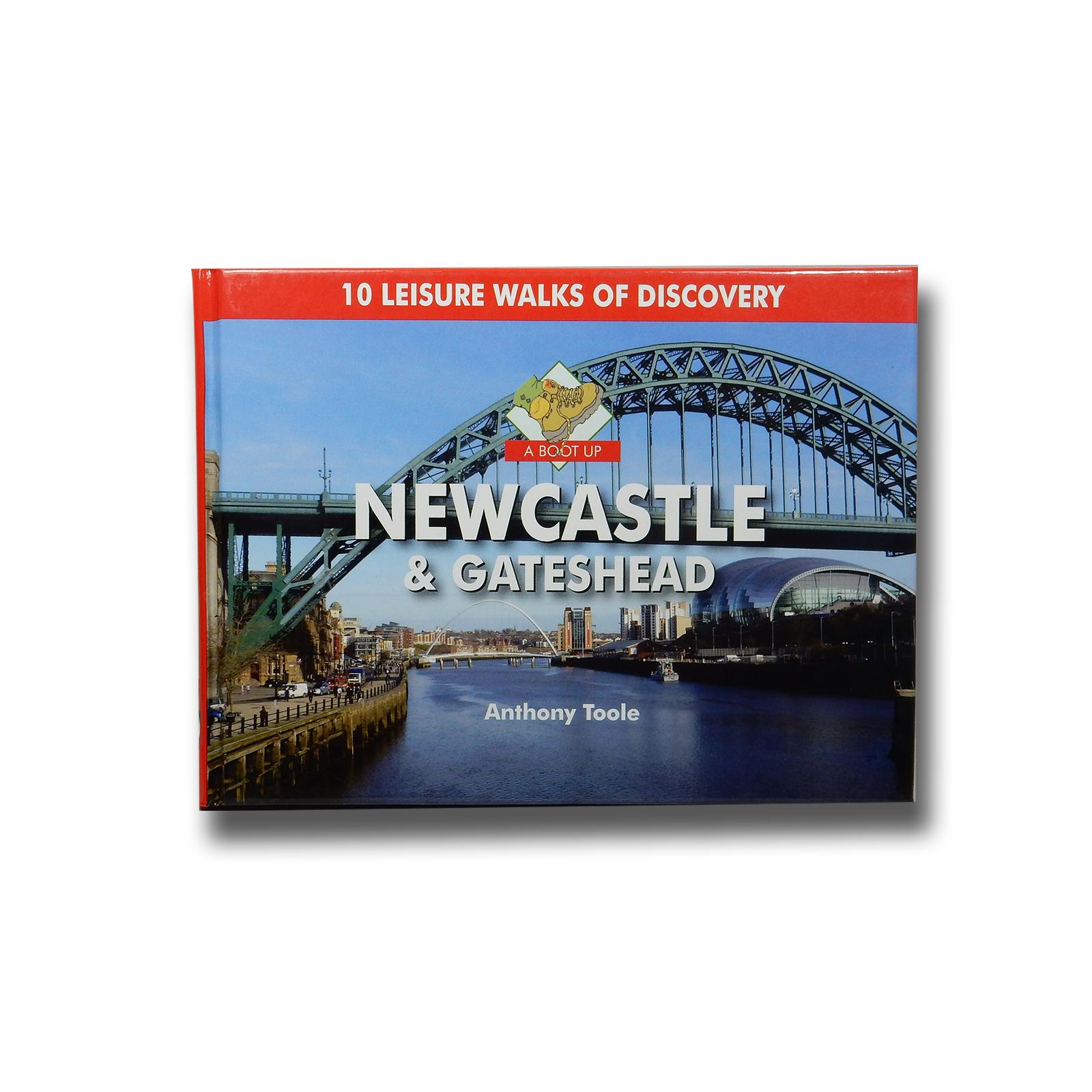 Newcastle & Gateshead Walks Book