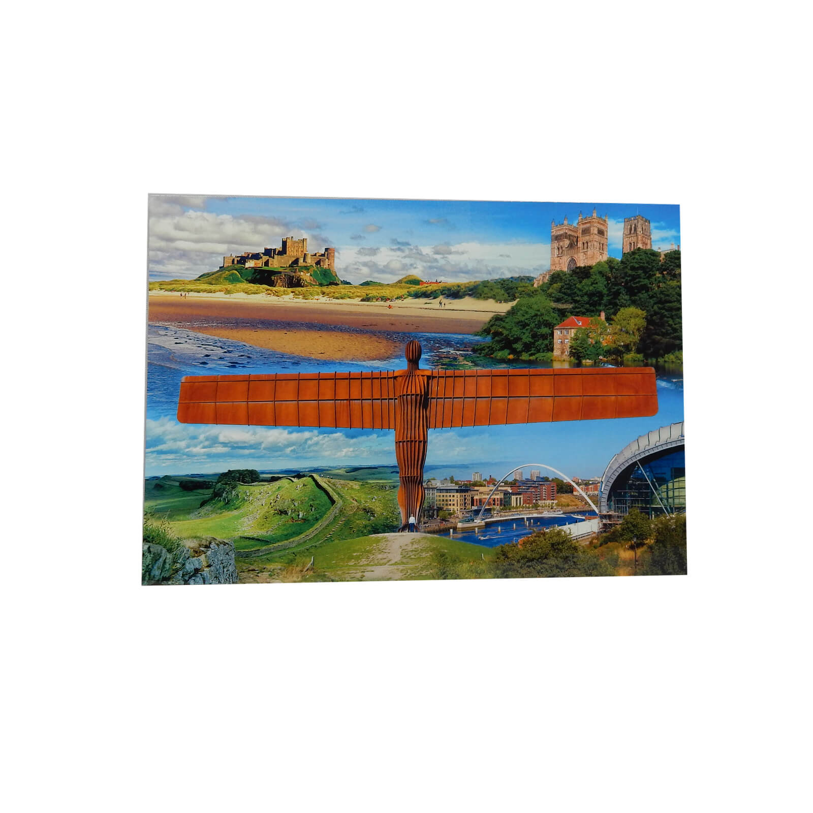 The North East Postcard