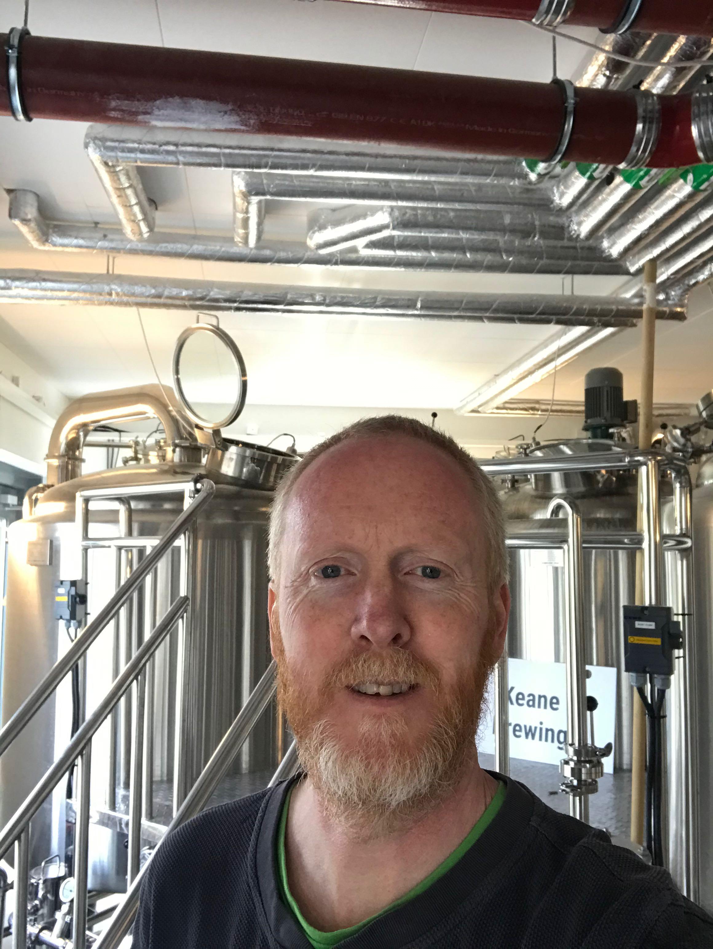 Keane Brewing AB