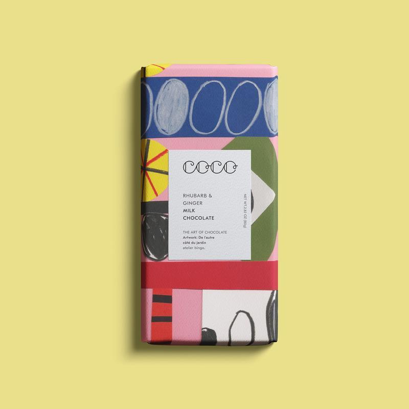 COCO - Rhubarb & Ginger