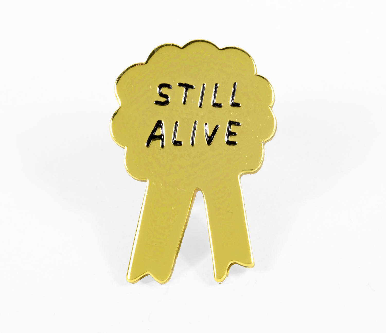 Adam J. Kurtz - Pin, Still Alive