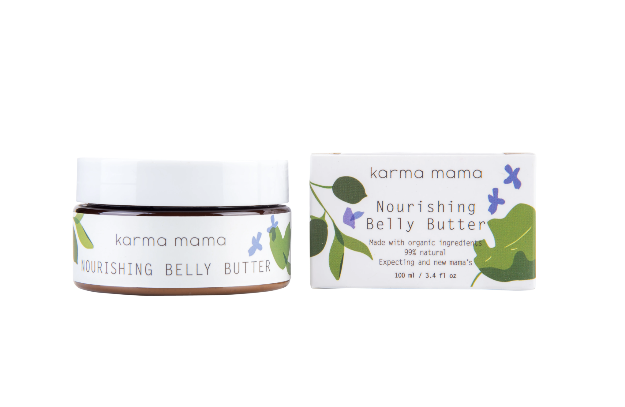 Karma Mama - Nourishing Belly Butter