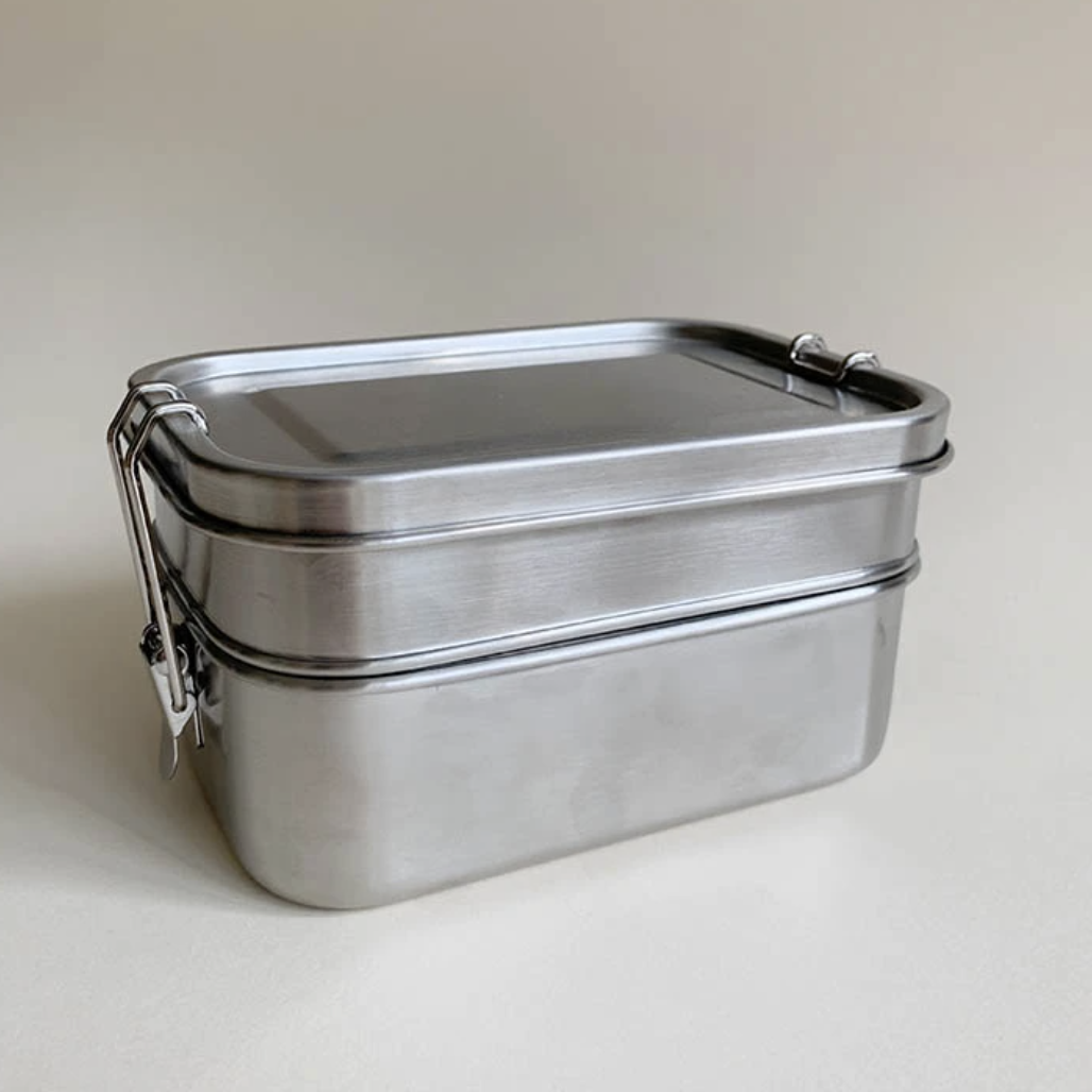 HAPS - Lunch Box double layer, steel