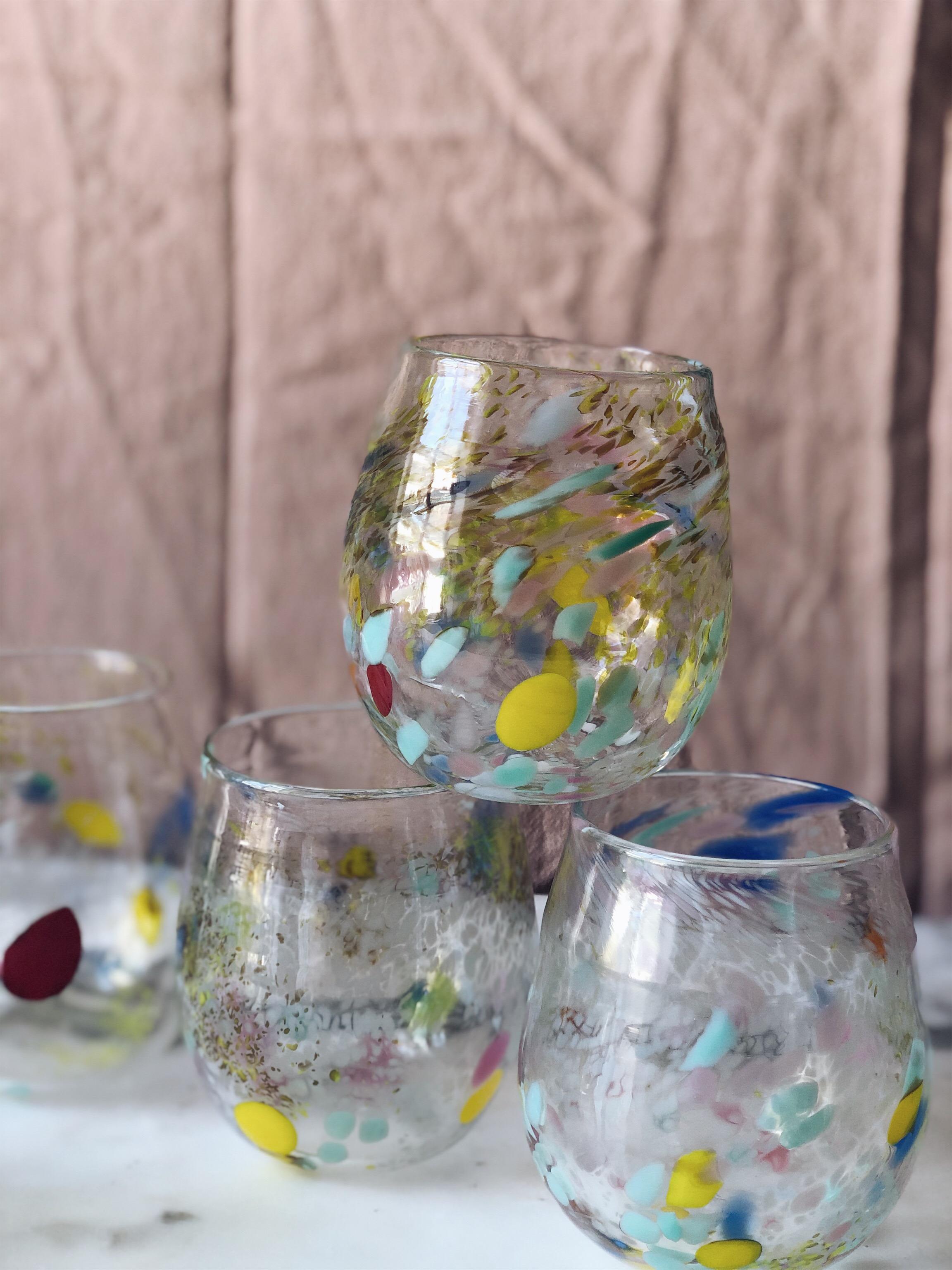 Fredag x Merete Rein, Glas, Store