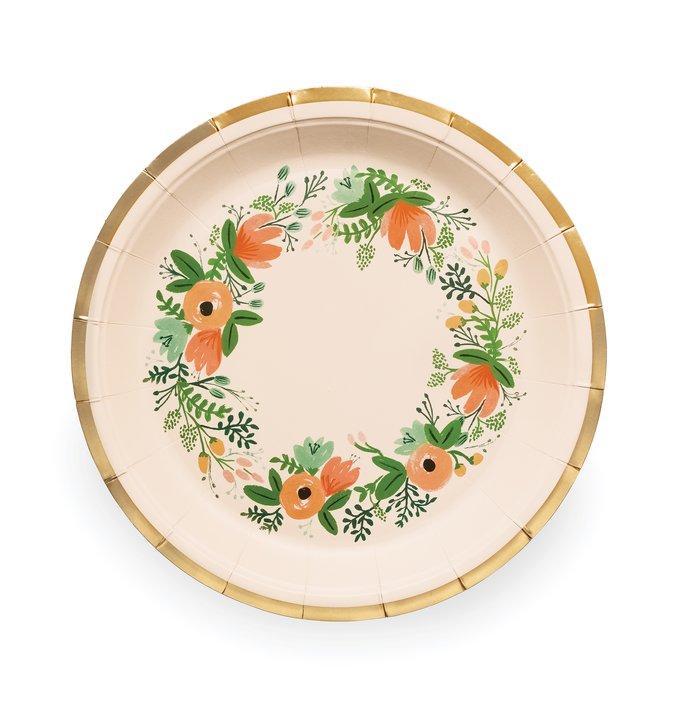 Haustsalg 40% - RIFLE - Wildflower Large Plates
