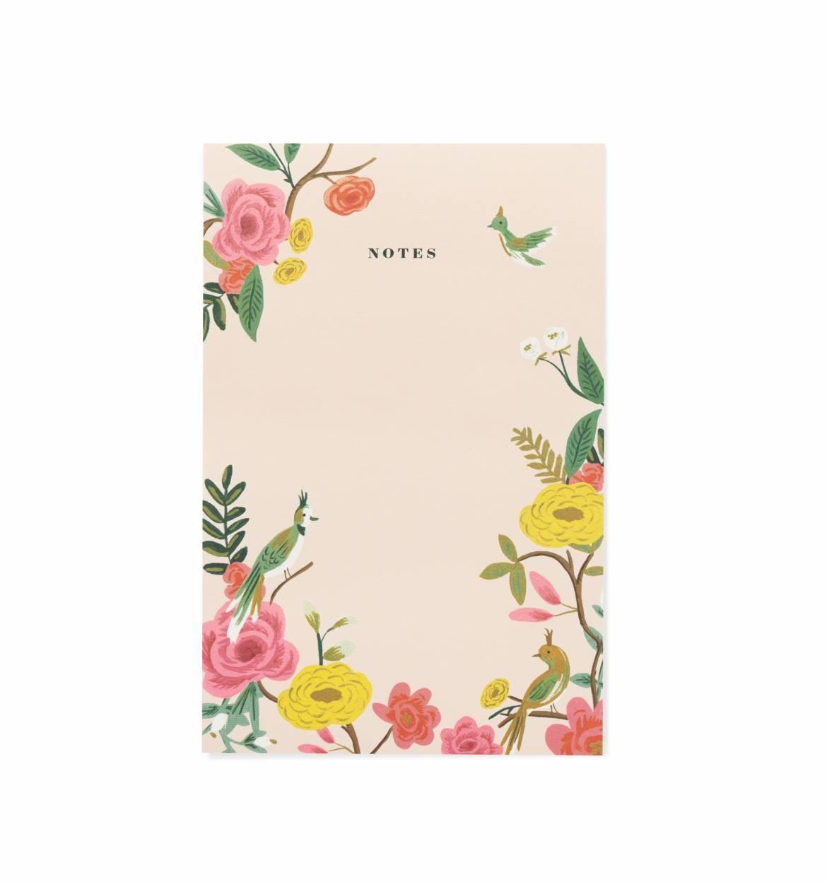 RIFLE - Note pad, Shanghai Garden