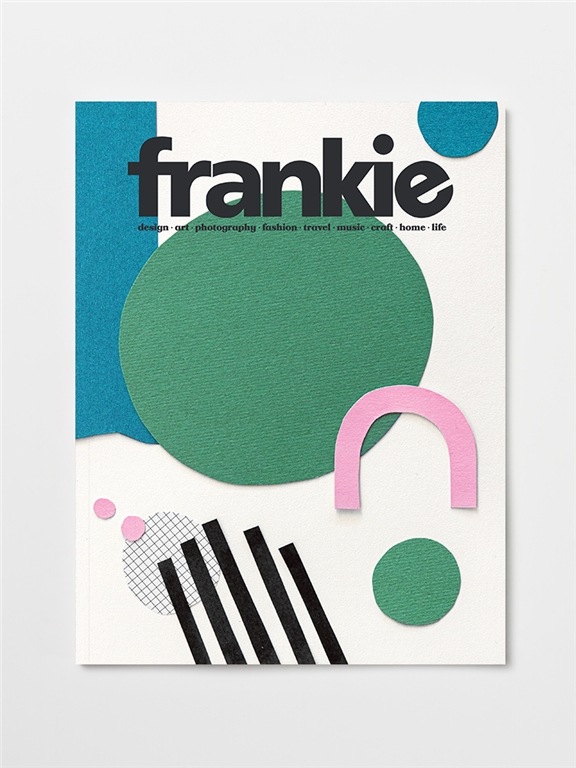 FREDAGSMAGASIN - FRANKIE, issue 97
