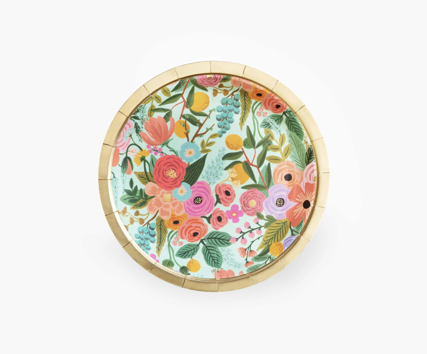 Haustsalg 40% - RIFLE - Garden Party plates, small