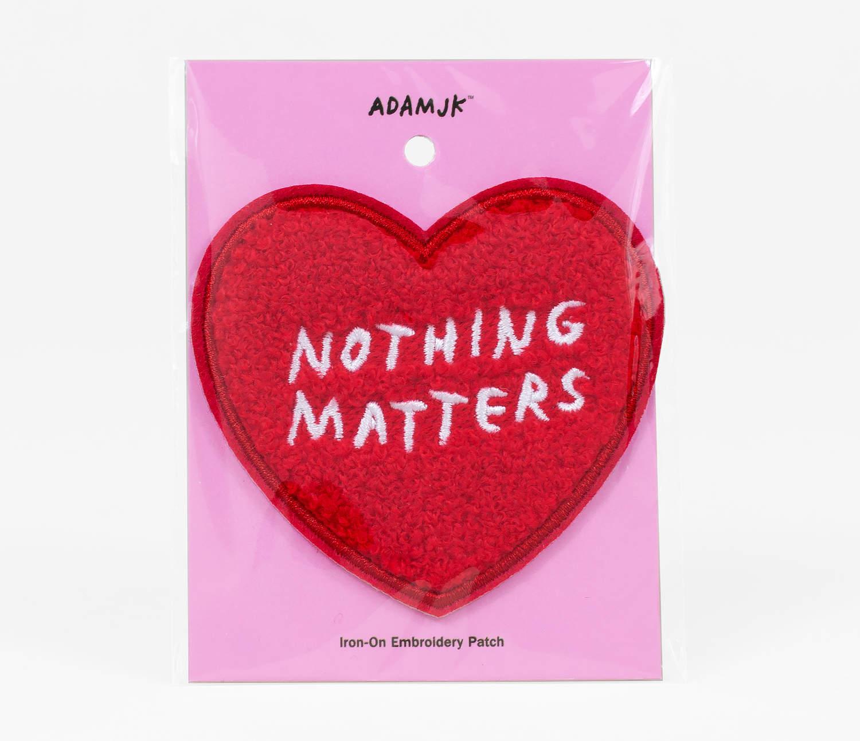 Adam J. Kurtz - Strykemerke, Nothing Matters