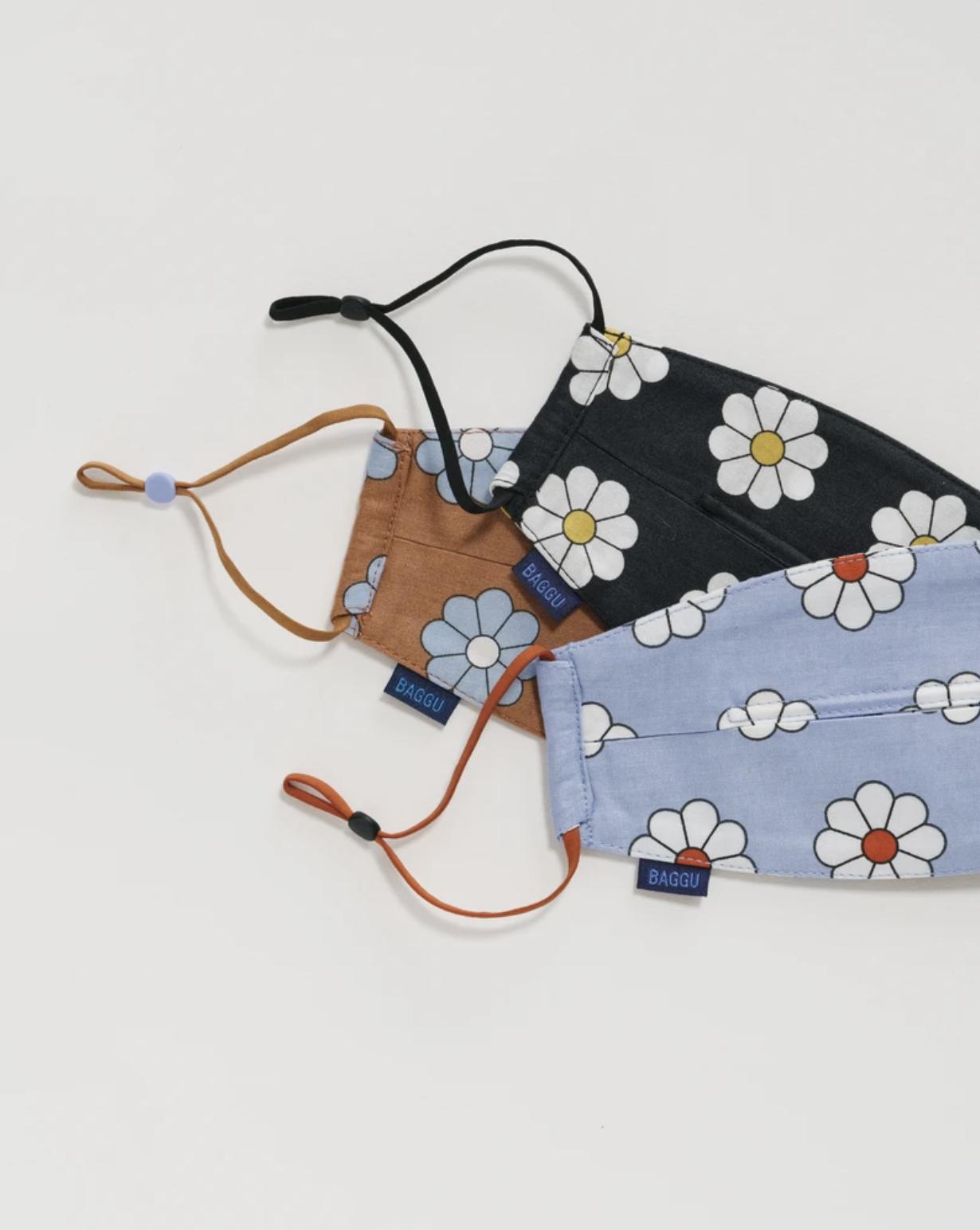BAGGU - Loop Masks, daisy