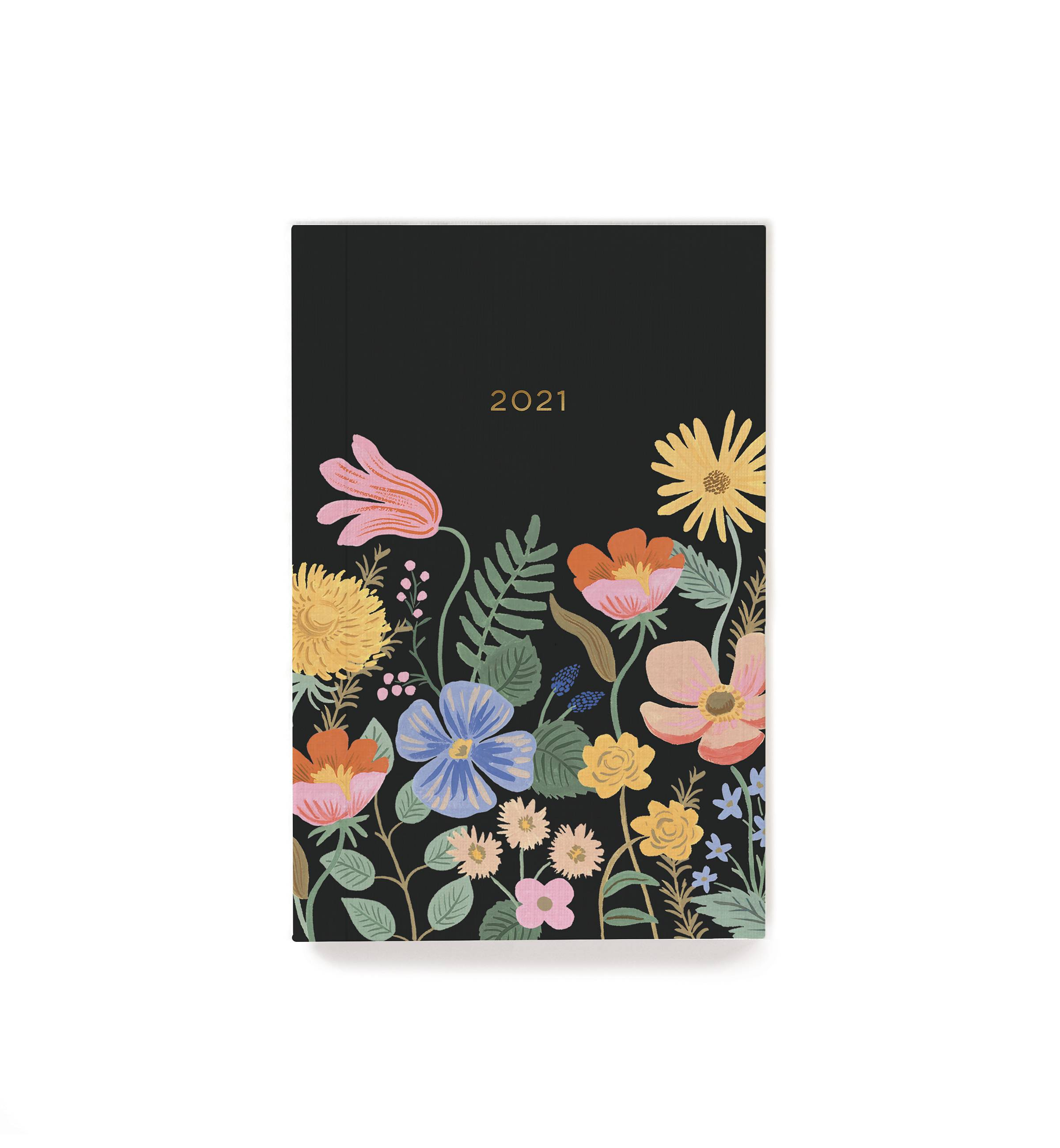RIFLE - 2021 Strawberry Fields Pocket Planner