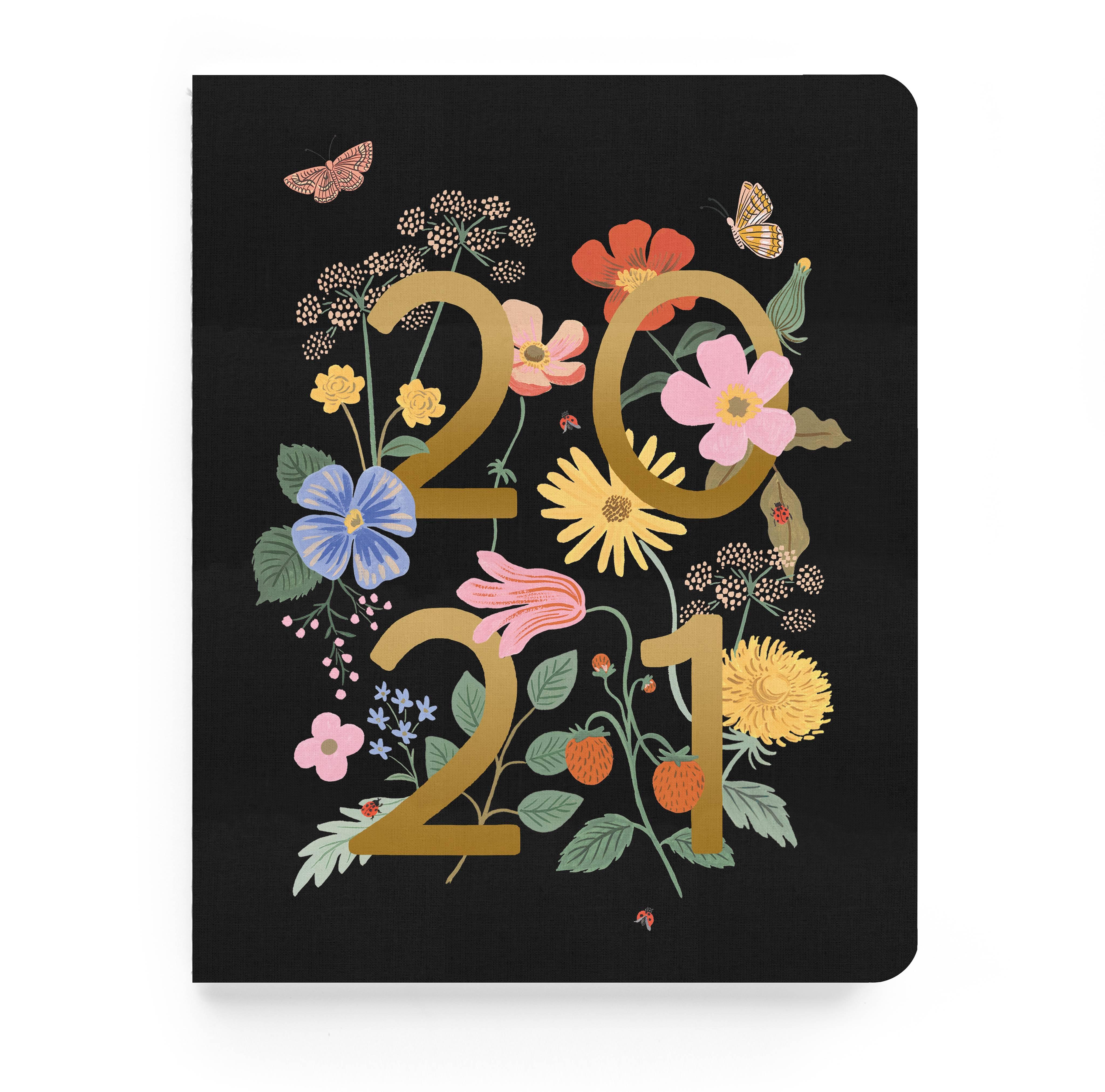 RIFLE - 2021 Wild Garden Appointment Notebook