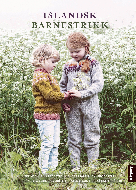 Haustsalg 40% - SAMLAGET - Islandsk barnestrikk