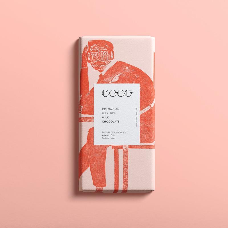 Coco - Columbian Milk 40%