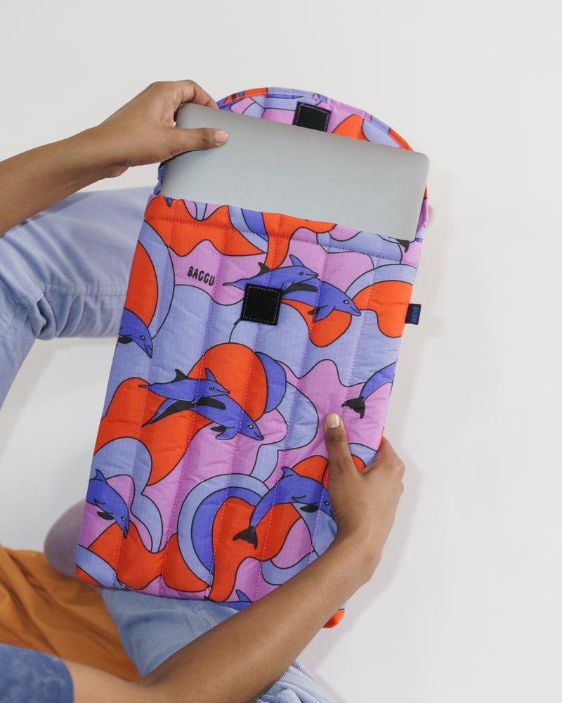 BAGGU - Puffy Laptop Sleeve 13