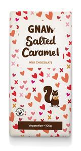 GNAW - Salted Caramel Love Bar