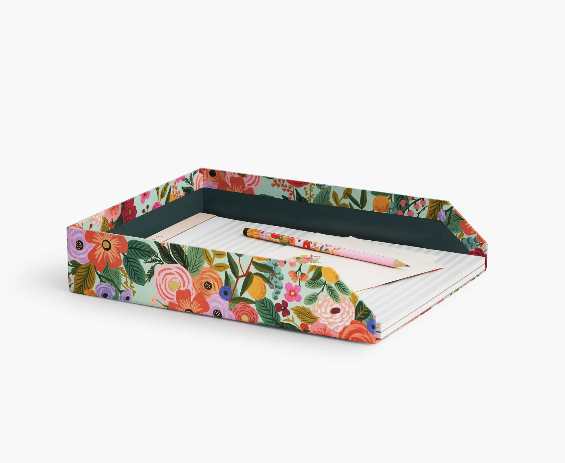 RIFLE - Garden Party Letter Tray