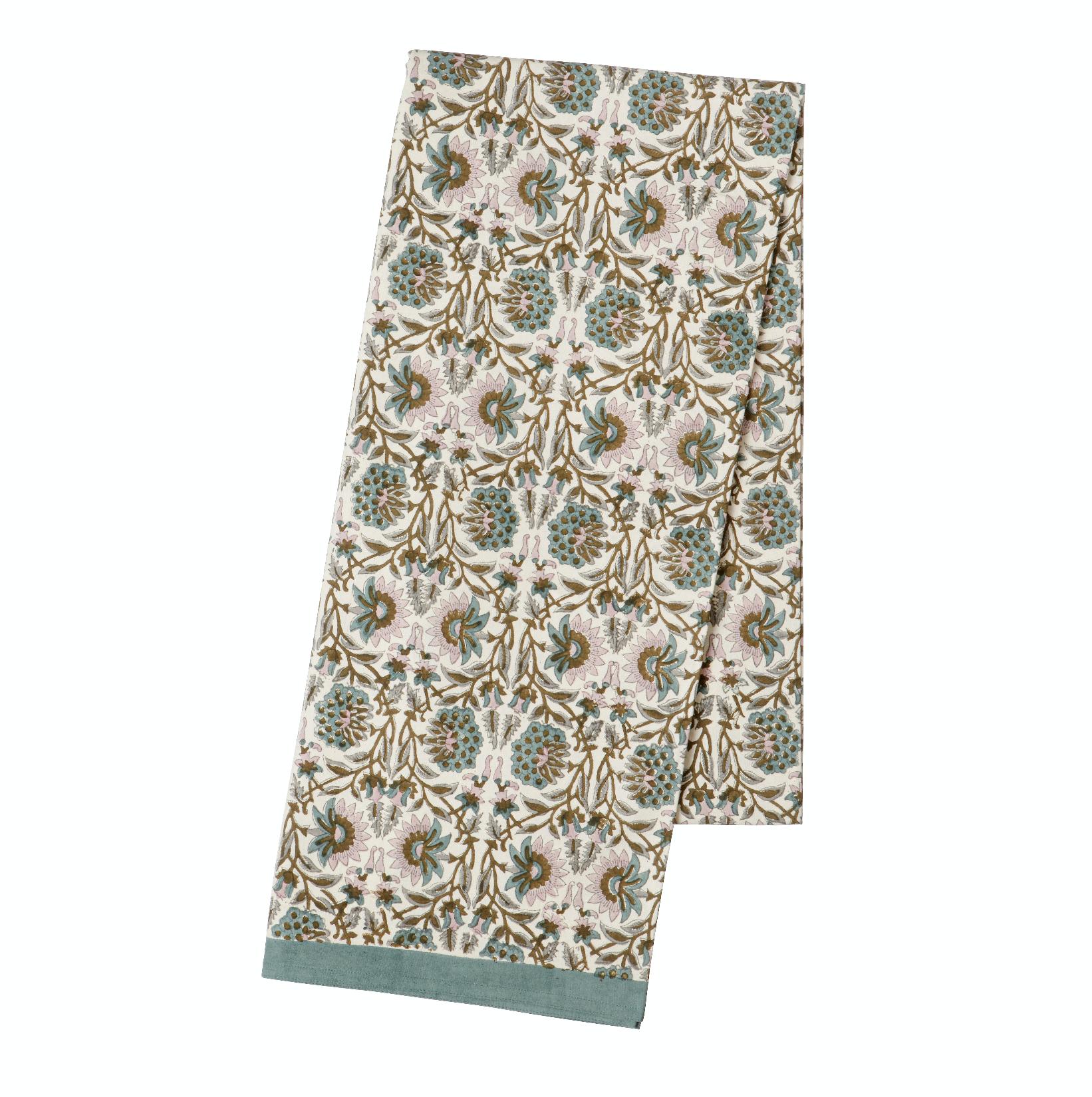 BUNGALOW - Tablecloth 150x250 cm Deoli Moss