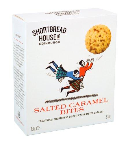 Salted Caramel Bites