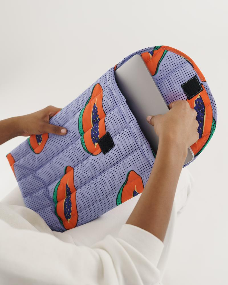 BAGGU - Puffy Laptop Sleeve 16