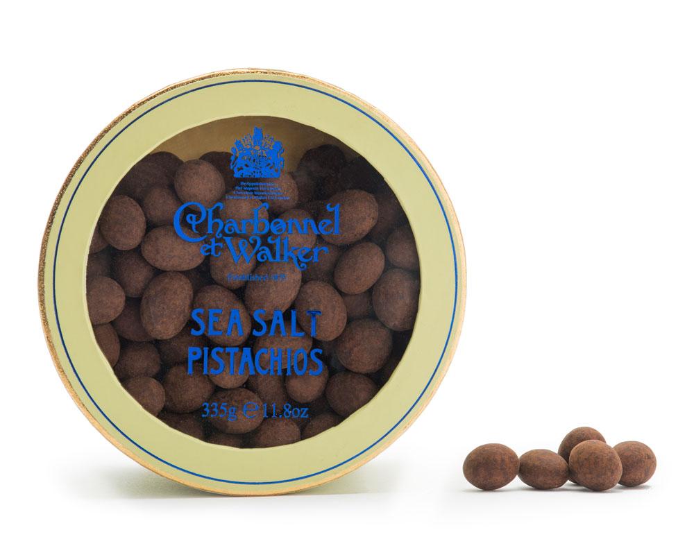 CHARBONNEL ET WALKER - Salted Pistachios, 335g