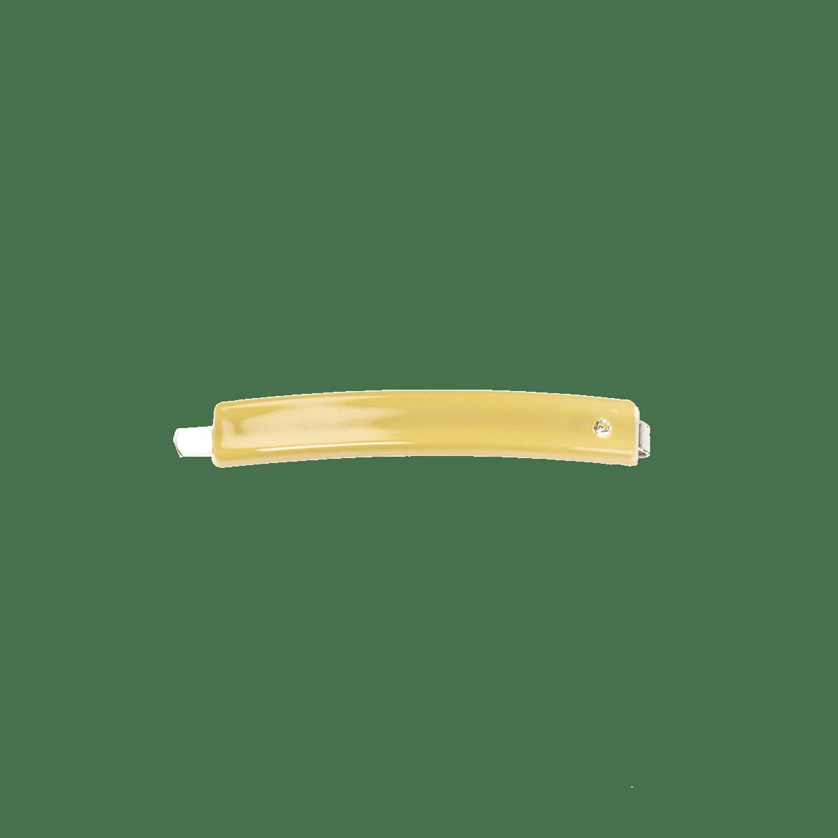 BON DEP - Pin clip, light yellow