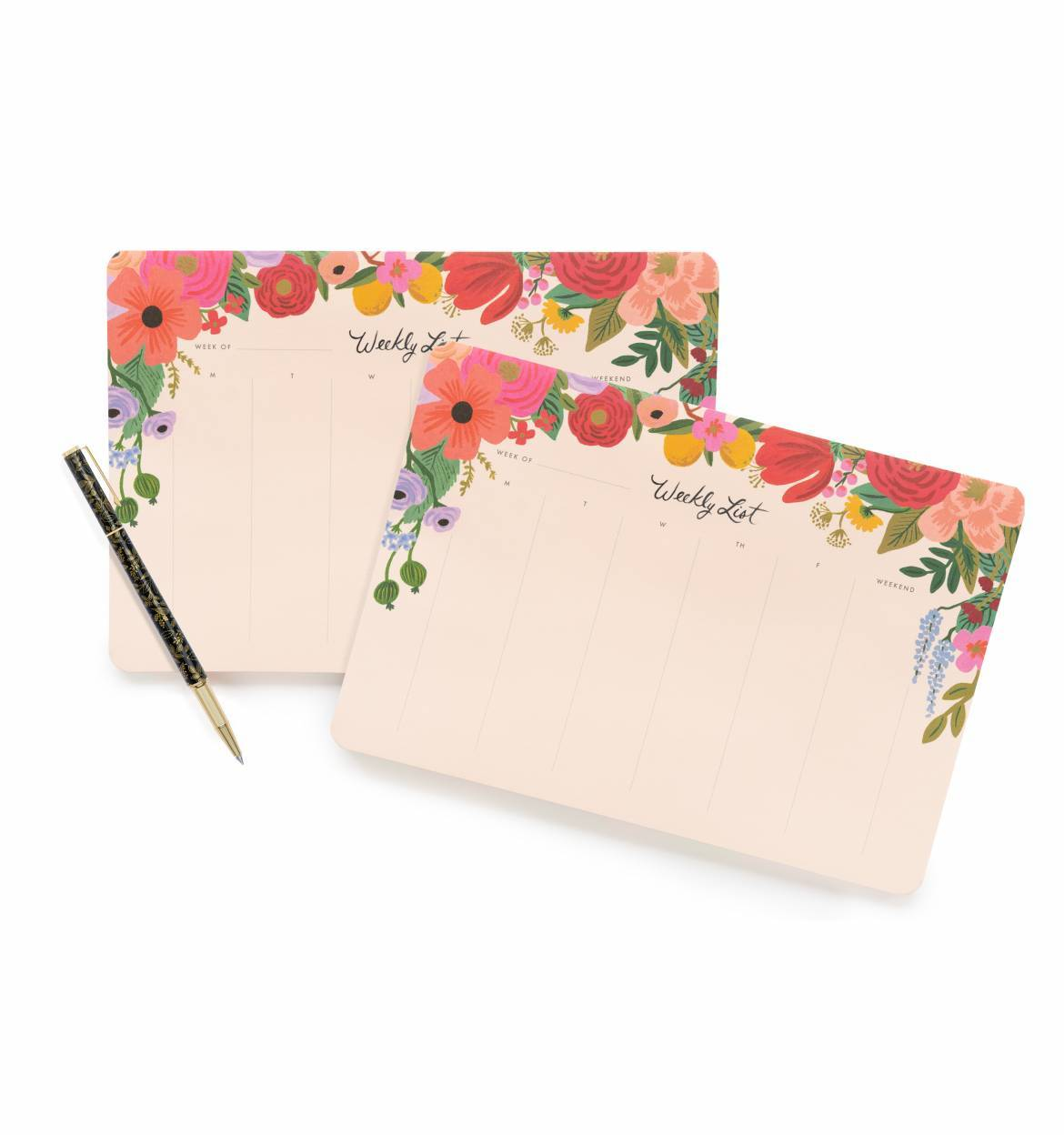 RIFLE - Desk pad, Garden party