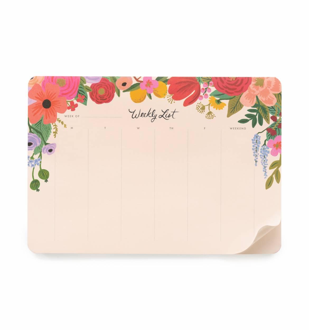 RIFLE - Desk pad, Garden party