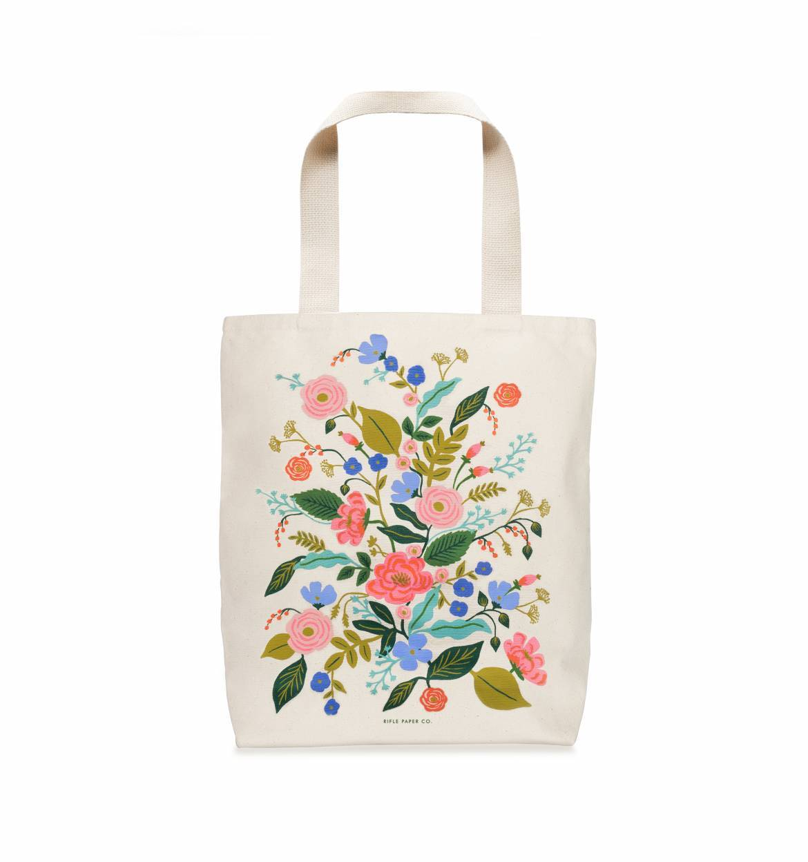 RIFLE - Floral vines Totebag