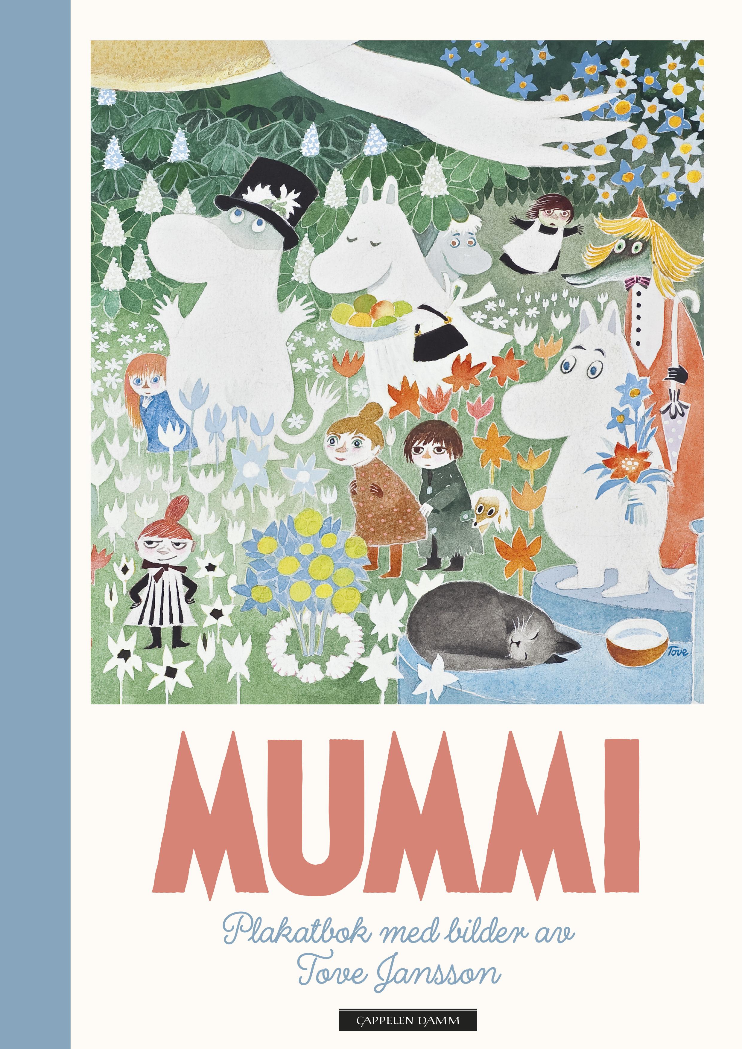 Mummi Plakatbok
