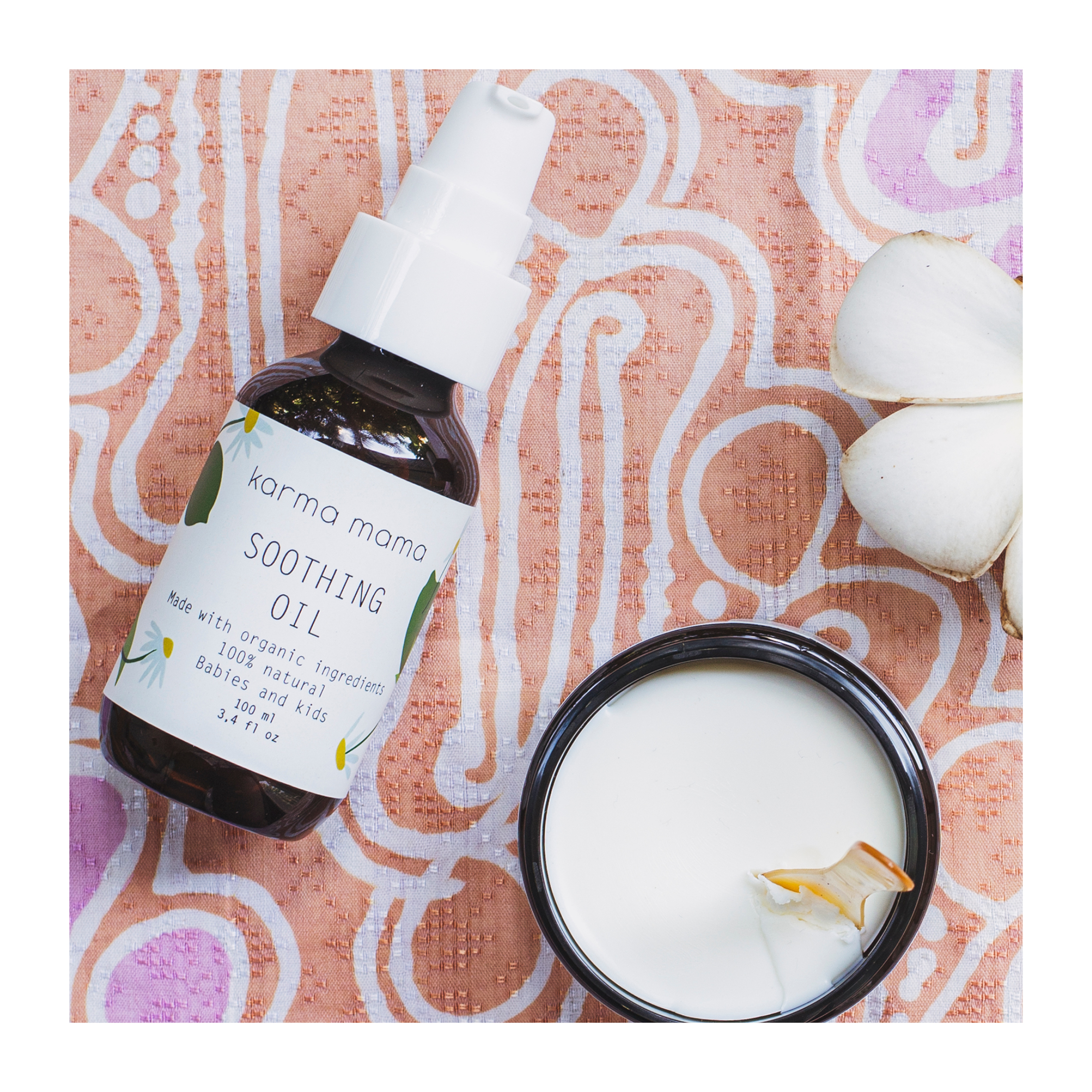 Karma Mama - Soothing Oil