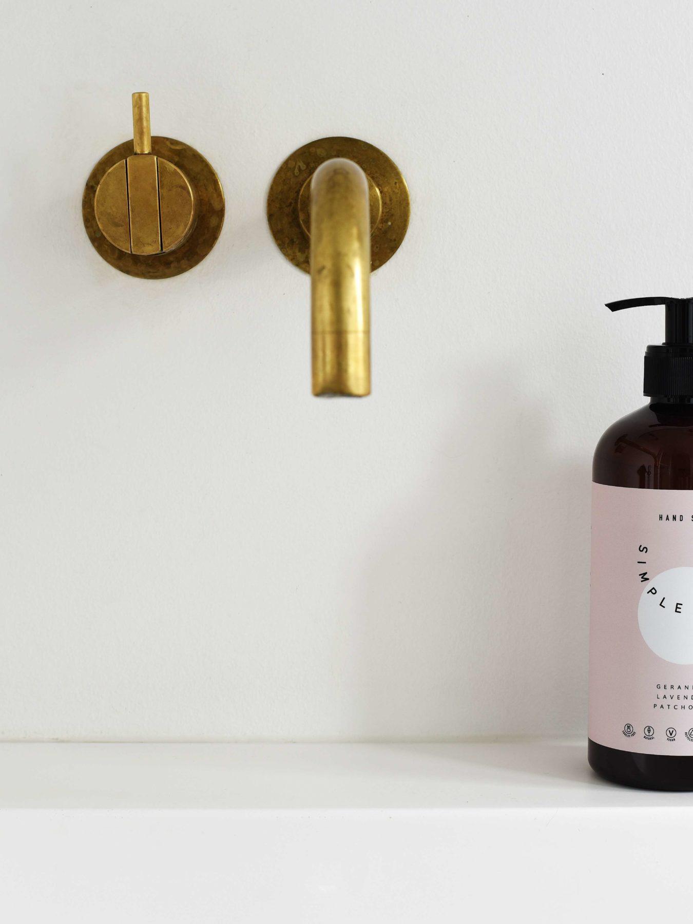 Simple Goods - Hand soap 450ml, Geranium