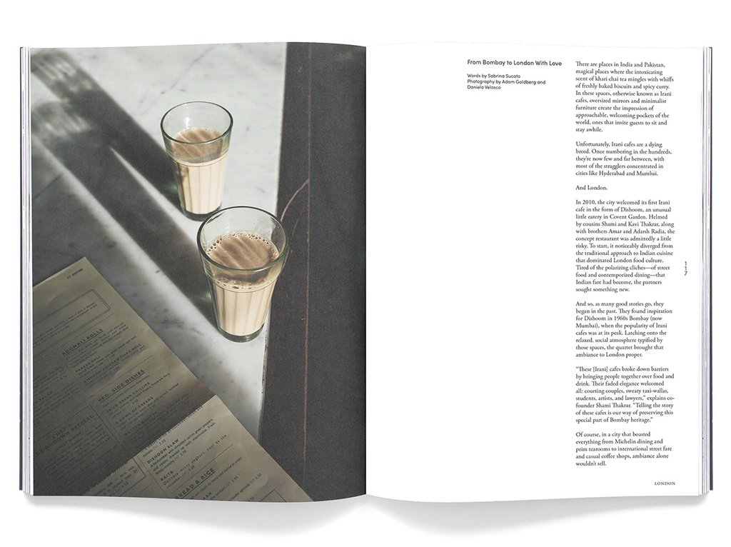 FREDAGSMAGASIN - AMBROSIA, vol. 6 LONDON