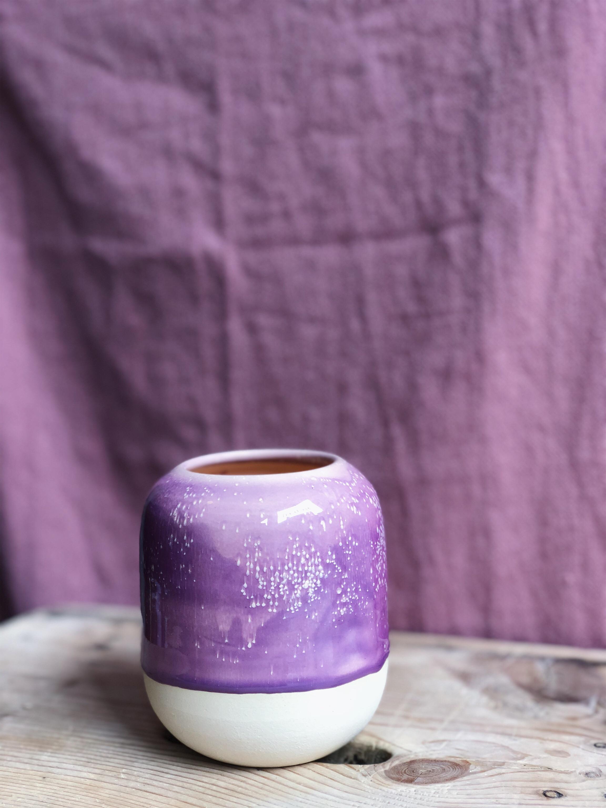 STUDIO ARHØJ - Pen Cup, Orchid Jam