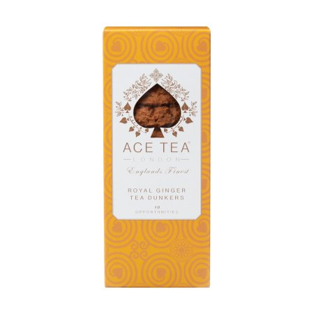 INOPA Ace Tea Royal Ginger Tea Dunkers